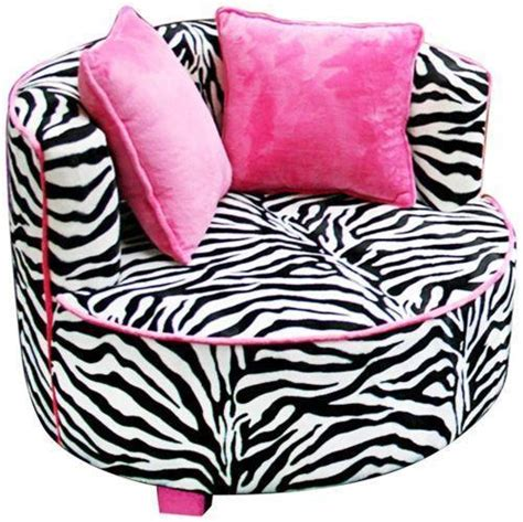 kids zebra recliner kids zebra chair ebay