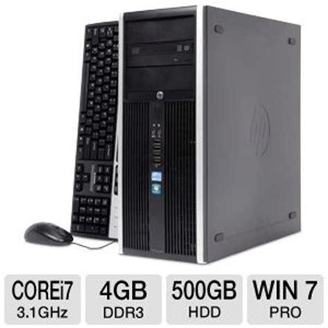Laptop I7 Compaq hp compaq elite 8300 b2d11ut desktop pc 3rd generation intel i7 3770s 3 1ghz 4gb ddr3
