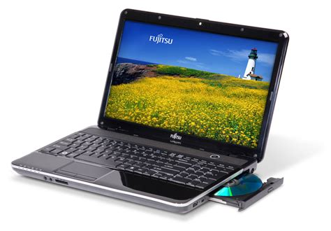 Keyboard Laptop Fujitsu Ah531 fujitsu releases 15 6 inch lifebook ah531 with spill resistant keyboard notebookcheck net news