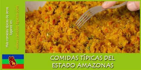imagenes del estado amazonas venezuela comidas t 237 picas del estado amazonas venezuela