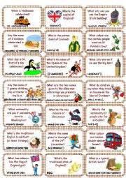 english exercises british culture