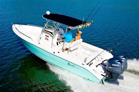 seaquest boats research pro sport boats seaquest 2350 cc ska tournament