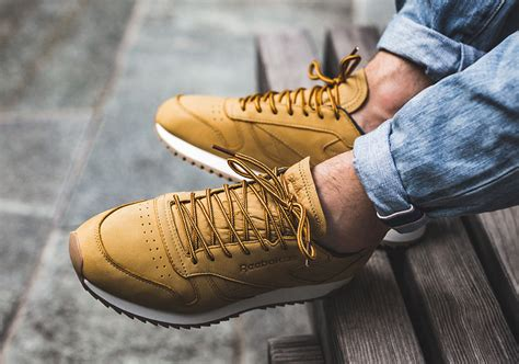 Reebok Brings Back More Than It Should by Reebok Classic Leather Sneakernews
