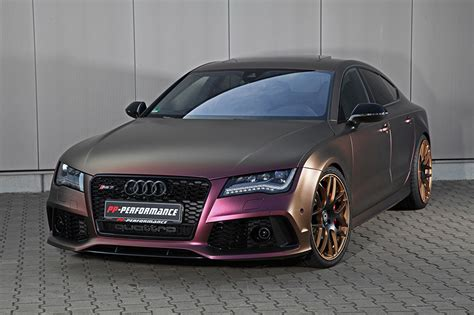 Auto Tuning 2016 by Bilder Fahrzeugtuning 2016 Pp Performance Audi Rs7 Autos