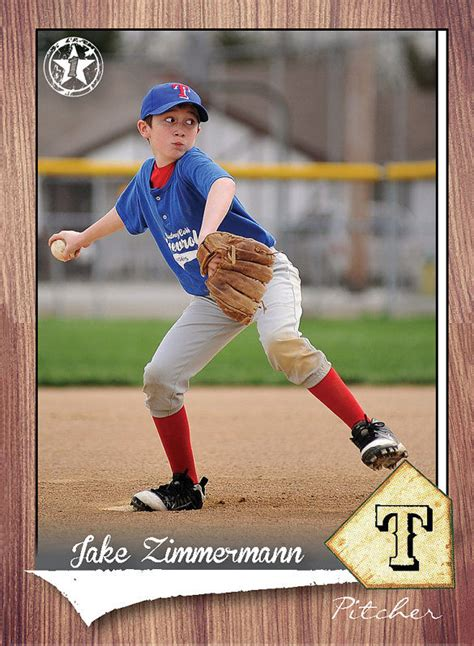 photoshop baseball card template baseball card template 18 free printable sle