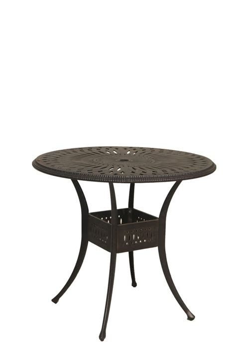 42 inch patio table bar height patio tables the home depot canada