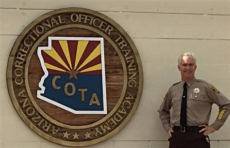 correctional officer academy cota arizona