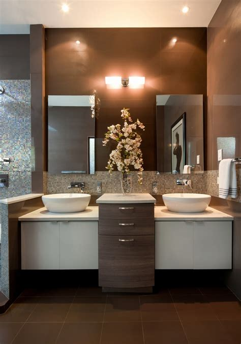 Double Sink Bathroom Vanity Ideas | double sink vanity design ideas modern bathroom