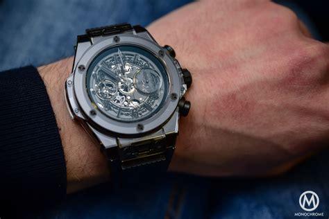 Tag Carbon All Black hublot big unico all black replica watches cheap