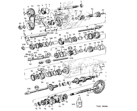 small engine service manuals 1998 mitsubishi mirage transmission control service manual exploded view 1988 mitsubishi mirage manual transmission service manual