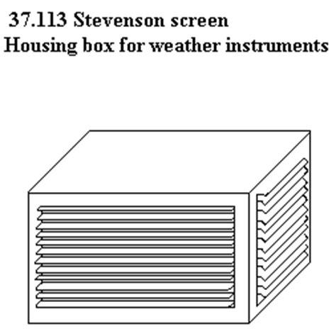 stevenson screen labeled diagram unph37