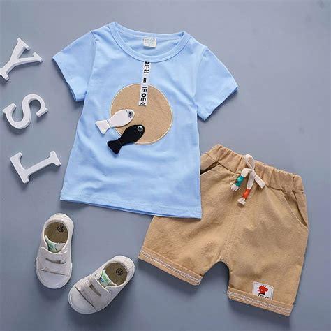 Setelan Kaos T Shirt Celana Pendek by Setelan Kaos T Shirt Anak Laki Laki Lengan Pendek Gambar