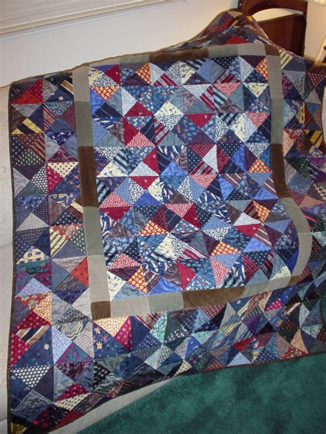 quilted with tlc quilt gallery necktie quilts
