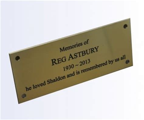 bench memorial plaques brass memorial bench plaque brunel engraving