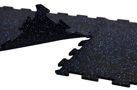 mm strong rubber tiles   gym floor tile