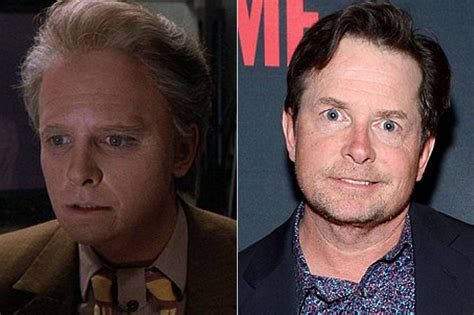 michael j fox how old back to the future turns 30 see how the cast have aged in