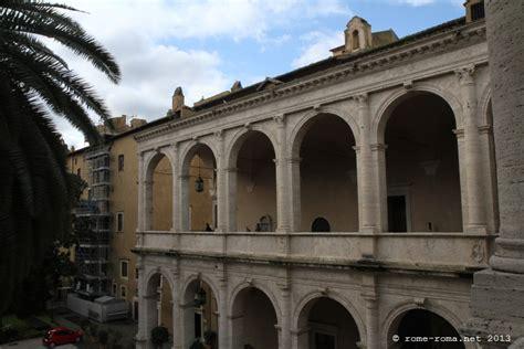 il cortile roma palazzo venezia