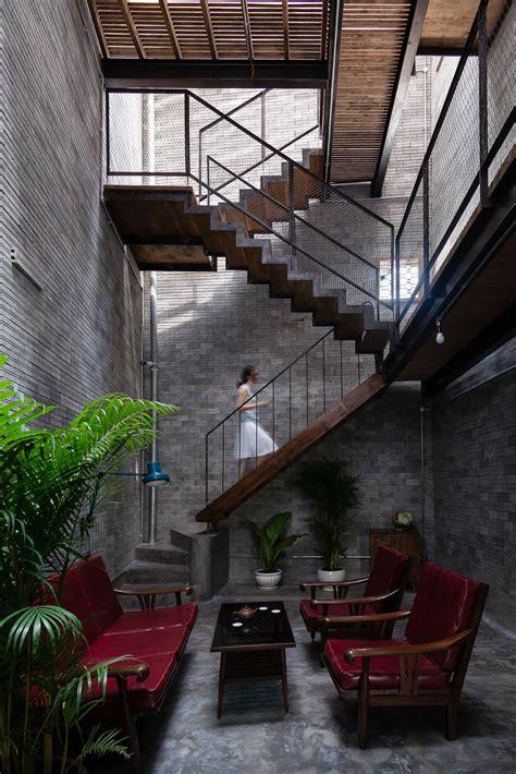 Zen House Stairs Design Zen House H A Archdaily
