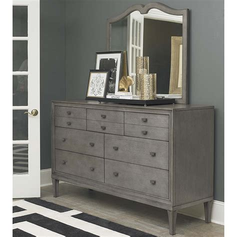 Bedroom Furniture Dressers Presidio Bedroom Dresser Bassett Home Furnishings