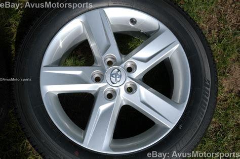 Toyota Wheels New 2013 Toyota Camry Oem 17 Quot Factory Wheels Tires Solara