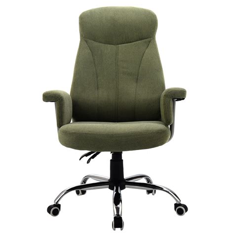 Chair For High Desk by Reclining Office Chair High Back Padded Executive Computer