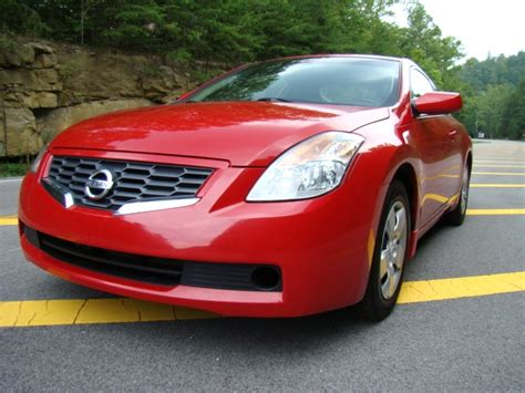 Nissan Altima 2 Door Coupe by Rv Parts 2008 Nissan Altima 2 Door Coupe 2 5 S For Sale