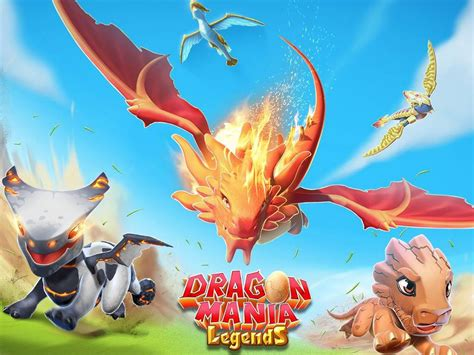 mod dragon mania legends revdl dragon mania legends actualizado v 3 2 2b mod mucho