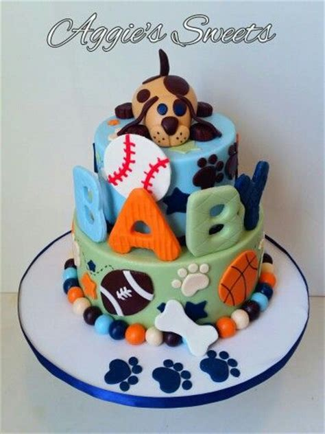 Sports Theme Baby Shower Cake by Best 25 Baby Shower Sports Ideas On Sports