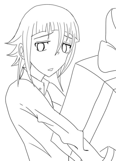 Soul Eater Coloring Pages Crona
