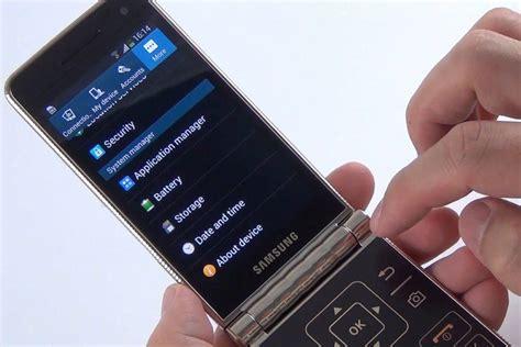 Hp Samsung Galaxy Folder samsung galaxy folder 2 android