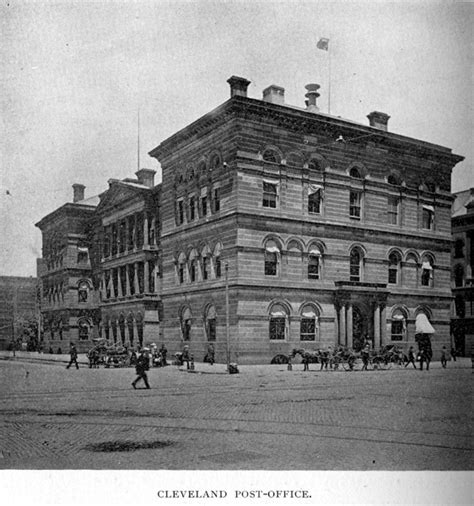 Post Office Cleveland by A History Of The City Of Cleveland By Harrison Kennedy