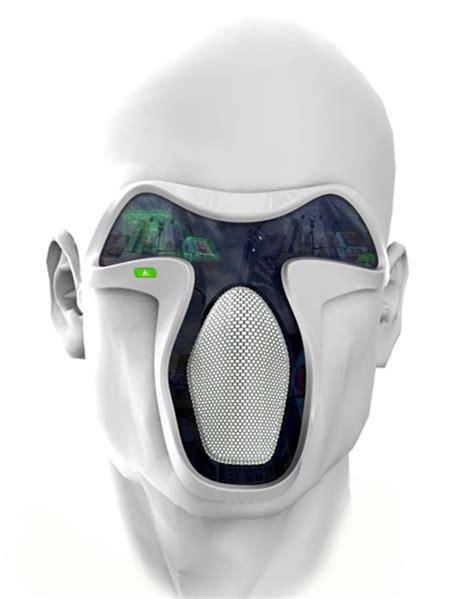 futuristic pet technologies gadgets future this futuristic digital mask would emulate the