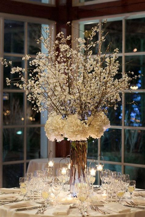 wedding centerpieces tables 25 best ideas about winter wedding centerpieces on
