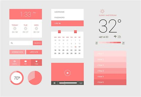 ui design background color the ultimate guide to flat design webdesigner depot