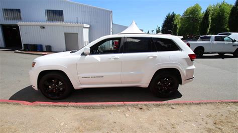 2016 jeep grand white 2016 jeep grand overland high altitude white