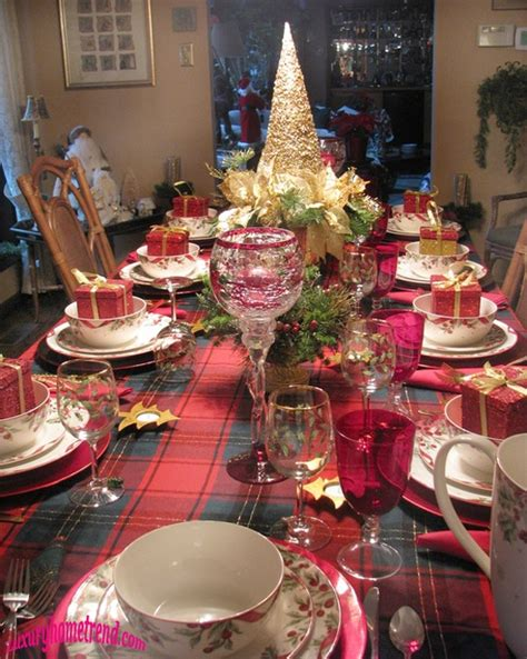 christmas dining room table centerpieces 50 most beautiful table decorations i pink