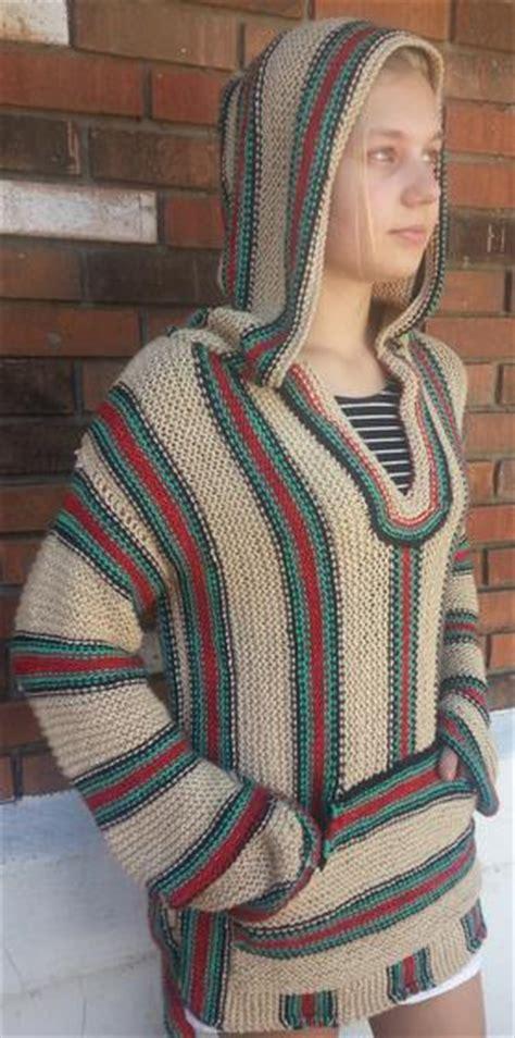 free knitting pattern for hoodies retro hippie hoodie knitting patterns and crochet
