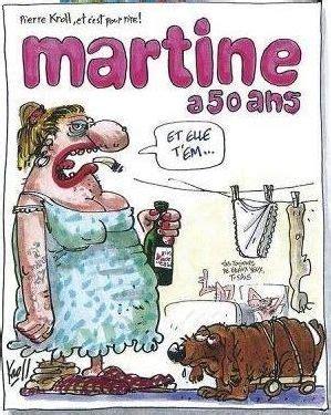 martine par pierre kroll 2d humor pinterest