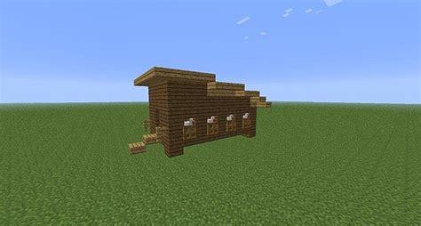 Horse Barn Designs chicken coop minecraft project
