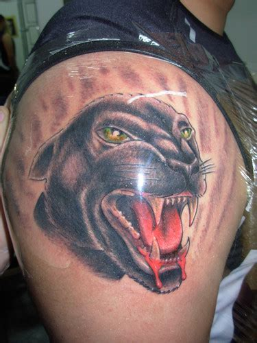 pantera tattoo pantera tattoos