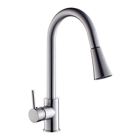 robinet cuisine avec douchette extractible auralum 174 mitigeur robinet d 201 vier avec douchette