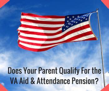 Does Your Parent Qualify For the VA Aid & Attendance Pension?   SeniorAdvisor.com Blog