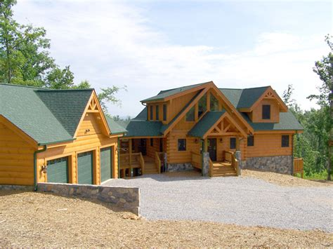 Log Cabin And Land Packages by Nc Mountain Land For Sale With Log Cabin Turn Key Home