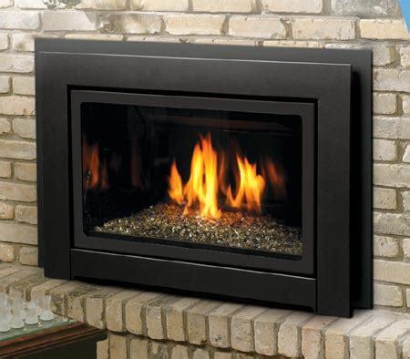 fireplace inserts propane inserts gas inserts kingsman direct vent fireplace insert millivolt propane idv33lp