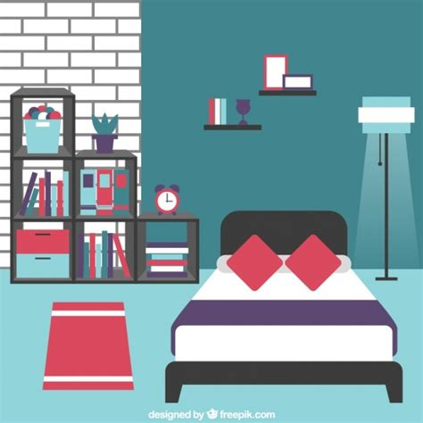 bedroom design vector bedroom furniture vector free download