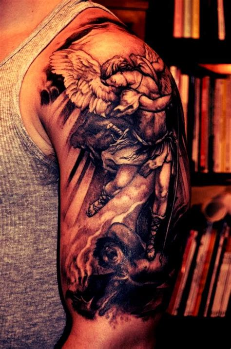angel tattoo designs for men arms sleeve designs for pretty designs