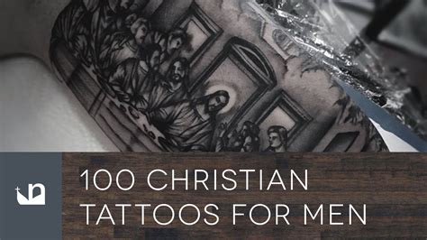 best religious tattoos for men 100 christian tattoos for