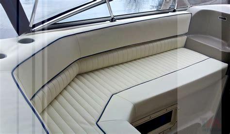 tappezzeria per barche tappezzeria tmt interiors macerata marche