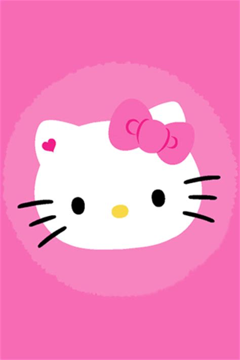 Wallpaper Hello Kitty Pink For Iphone | phone backgrounds on pinterest iphone wallpapers hello