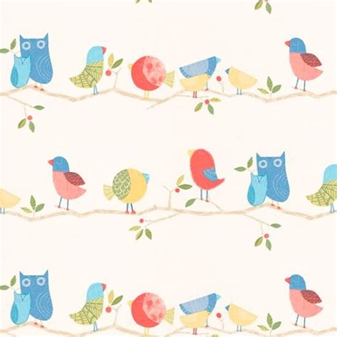wallpaper designs for kids what a hoot wallpaper by harlequin for osborne little